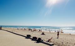 Gold Coast ( Sensei) Tags: sky beach landscape australia bluesky bikini goldcoast