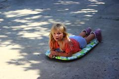 (meeshellen) Tags: california kids surfing socal orangecounty costamesa boarding boogieboard