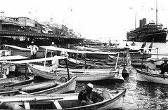 02_Port Said - Harbour Scene (usbpanasonic) Tags: port boats canal harbour redsea egypt portsaid mediterraneansea egypte  suez egyptians ismailia egyptiens