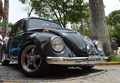 Volkswagen Tuning (The Art of Sainz) Tags: blue red vw volkswagen venezuela beetle caracas 1998 motor 1970 1980 escarabajo 1990 rin ghia empi 1960 westfalia karmann vocho 1600cc 1500cc 1300cc