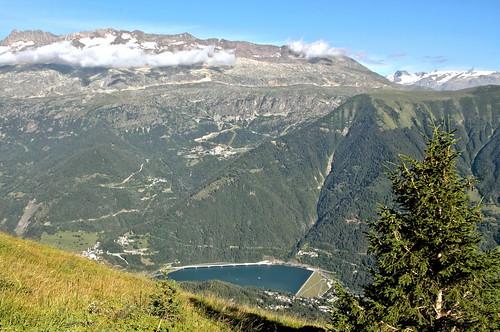 Le barrage / the dam