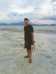 travler (Tony Medina) Tags: palawan philippines beach lowtide sand tidepools ariceffeisland vacation tropical canonm3 iphone6pic dospalamasresortspa