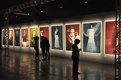 "Exhibicin ""Little Black Jacket"" de Chanel (Enrique.Kirchman) Tags: saopaulo brasil chanel oca fotos exhibicin exhibition photo art model fashion clothes little black jacket karl lagerfeld"