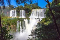 Iguazu Falls (morten f) Tags: iguazu falls iguaz iguassu iguau cataratas del water waterfall fall summer 2016 nature argentina