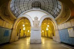 Heidelberger Platz (daniel_james) Tags: 2016 berlin germany europe canon1022mm ubahn subway metro train underground station heidelbergerplatz