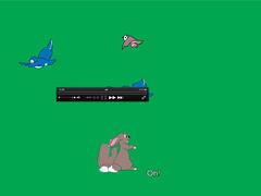 chroma_key_green#3_oh! (rita_voloh) Tags: ritavoloh volohrita voloh pic mypic draw drawing illustration illuastrator print poster screenprint silckscreen screen short sub subtitle alice wonderful animal words oh chromakey green chromakeygreen photoshop digital russiaillustrator avi vlc birdie birdies bunny play stop funny funnyhaha haha pluralia justdrawnothingpersonal justdrawingsnothingpersonal