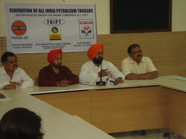 Petrol pump dealers all over India to go on an indefinite strike from September 20 – Sukhminderpal Singh Grewal