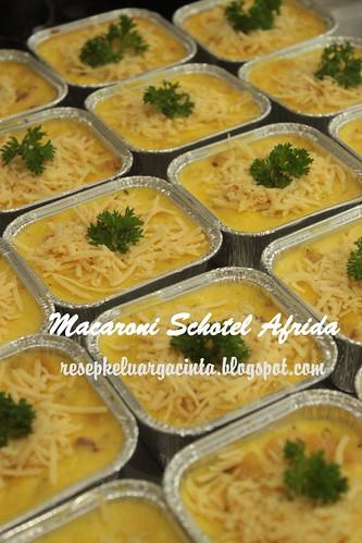 Macaroni Schotel Afrida