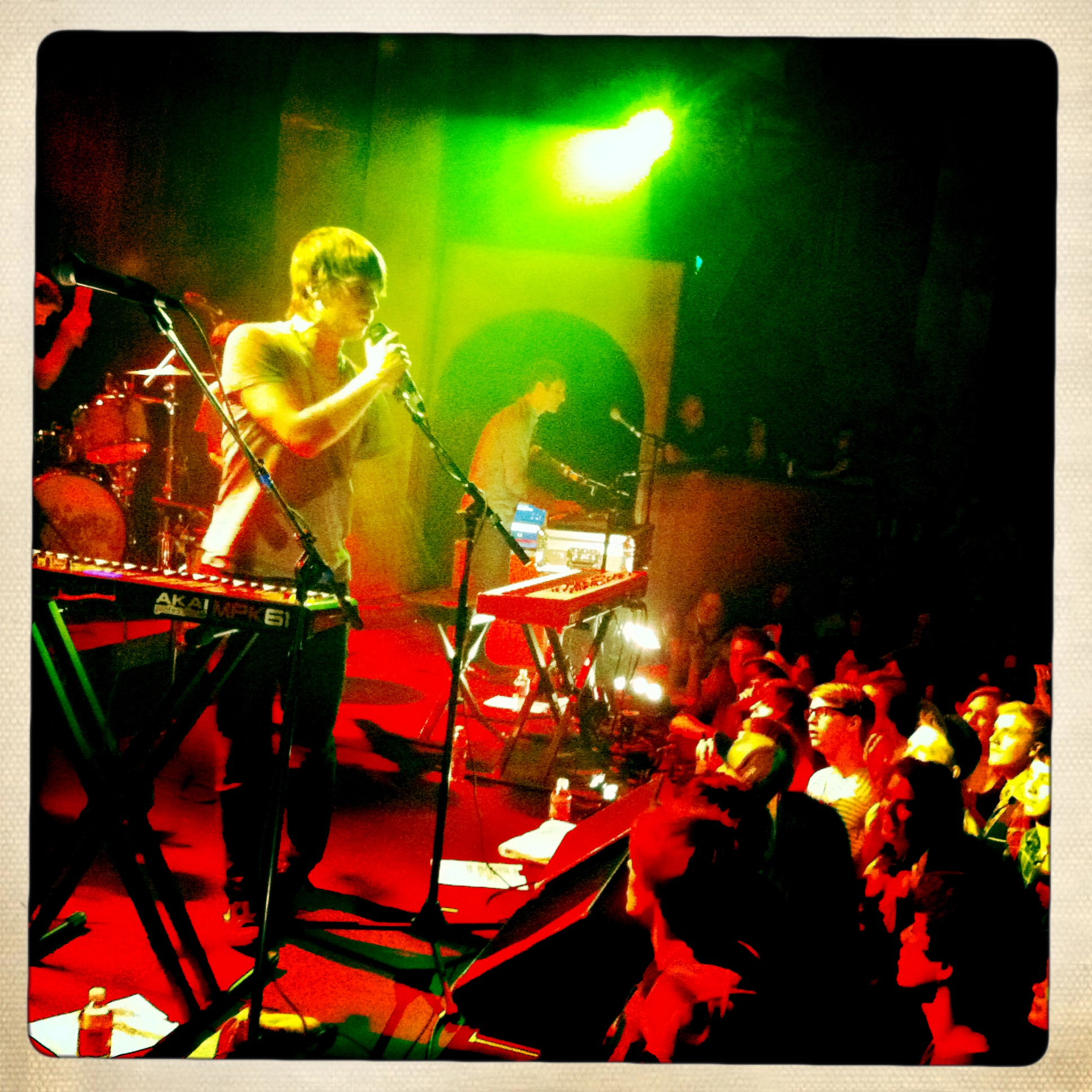 Foster the People ::: Bluebird Theater ::: 06.08.11