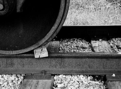 Steel Rails 2011 setup 088