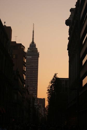 La tarde y la torre by FotoMimo