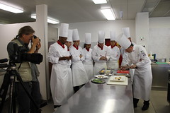 Behind the Scenes: Cookbook Photo Shoot at DCT (DCT University Center - Switzerland) Tags: switzerland cookbook chocolate swiss pastry lucerne culinary culinaryschool hotelschool dct culinaryarts photoshoo europeanculinaryarts luzernforgourmets