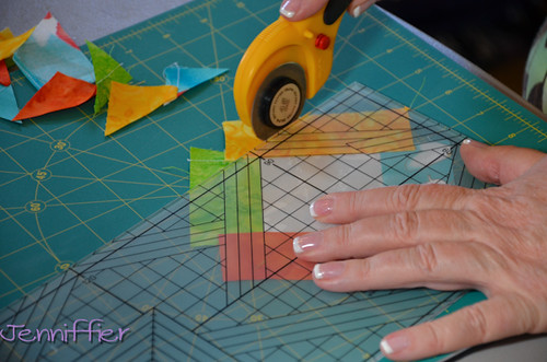 Square in a square class