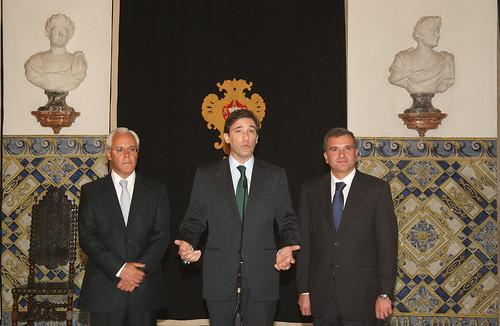 Pedro Passos Coelho indigitado 1º Ministro
