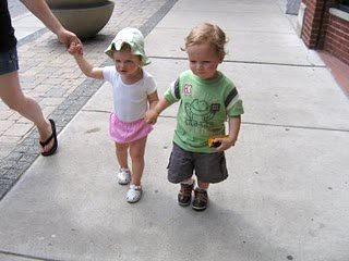 harry and georgia holding hands 2009