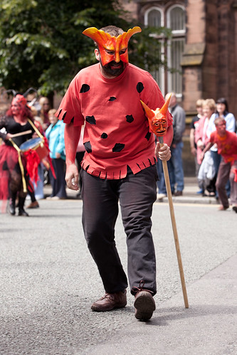 456/1000 - Chester Midsummer Watch Parade 9 by Mark Carline