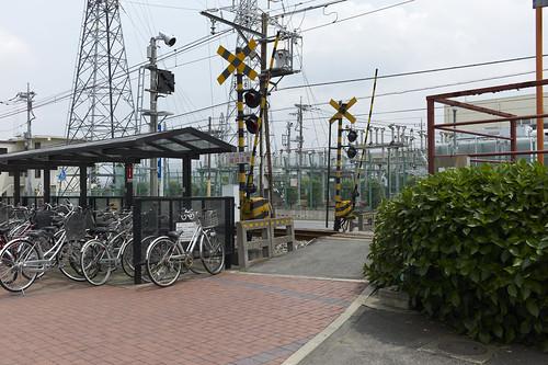 The Higashi-Tomioka Station