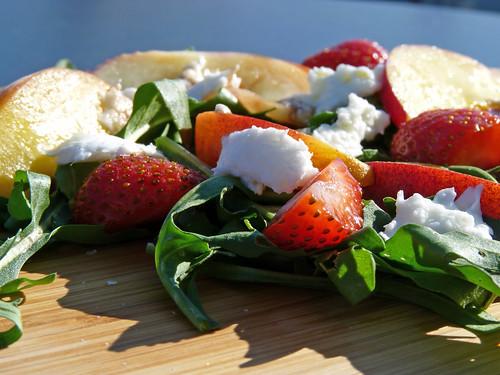 Fruchtiger Salat I