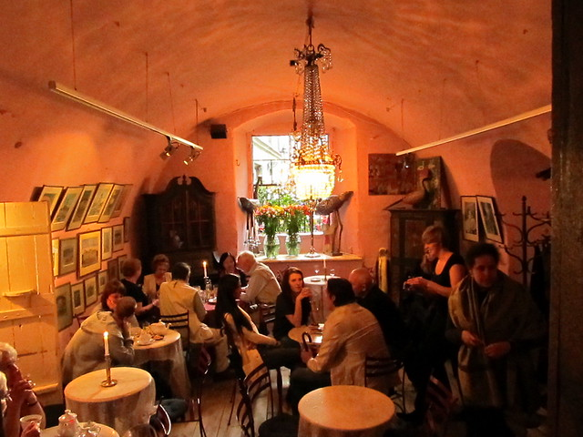 camelot Cafe