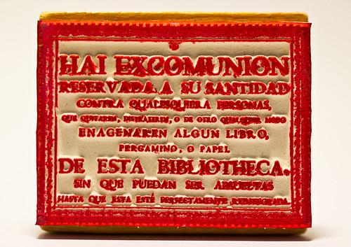 183/365 Excomunión by Juan R. Velasco