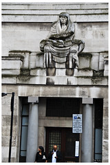 Magnified Out of Praise (swanksalot) Tags: sculpture detail london buildingdetail architectural swanksalot sethanderson