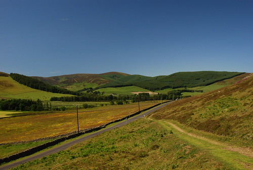 Scottish Borders landscape