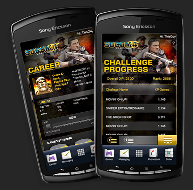 SOCOM Mobile HQ for Android