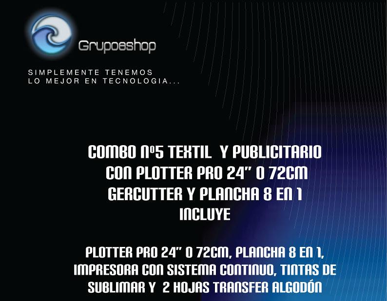 Combo-Nº-5-Plotter-Pro-24-o-72cm-CHILE-8EN1