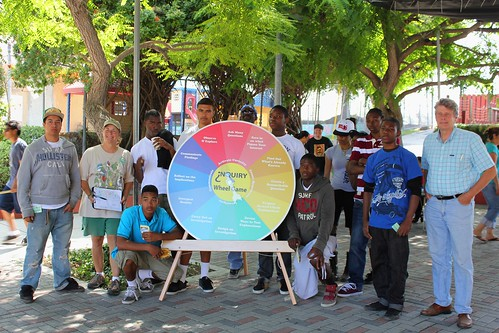 Nickerson Garden Youth and Inquiry Wheel HS