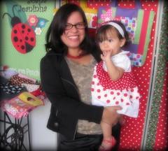 Hoje ela que veio me visitar ... (Joana Joaninha) Tags: love tia amor sobrinha póa joanajoaninha hellennilce sofianilce