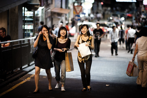 Lan Kwai Fong by *waitoo
