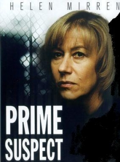 Advert for Prime Suspect 1, Helen Mirren