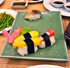 Sushi (jstravelchannel) Tags: travel food sushi japanese asia seafood dining asianfood delicacy asiancuisine exoticfood
