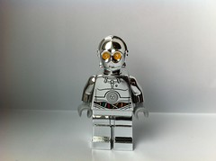 TC-14 (Jeroen_K) Tags: lego chrome promotional c3po minifigure tc14 e3po