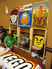 BrickMagic 2012 (Joe Architect) Tags: nc triangle lego northcarolina raleigh convention 2012 nclug brickmagic