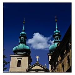 Praha magica (L. A. Garchi) Tags: cloud church czech prague wolken prag praha rpubliquetchque tchquie