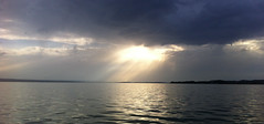 Bodensee (keithb_b) Tags: rain clouds bodensee