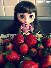 Strawberry season is officially opened! :-)
