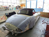 04 Mercedes Benz 300SL W198 Montage vor Fertigstellung ws 01