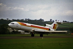Boeing 727 (stuartmitchell333) Tags: iberia boeing727 bristollulsgate
