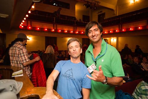 Sheridan Opera House - Timmy O'Neill & Travis Spitzer