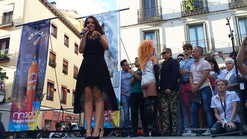 Pregón Orgullo LGTB Madrid 2014
