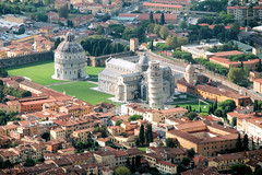 Leaning Tower of Pisa (Chris Brady 737) Tags: pisa tower aerial italy leaning