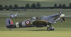 Spitfire 22 20120701 (Steve TB) Tags: iwm duxford flyinglegends 2012 canon eos5dmarkii supermarine spitfire mkix mh434