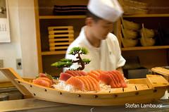 Sashimi (Stefan Lambauer) Tags: china city cidade brazil people fish japan brasil pessoas br sãopaulo sashimi salmon liberdade newyear peixe oriental orient japonês salmão 2011 anonovochinês stefanlambauer ringexcellence