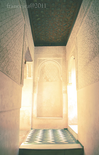 Discovering the secrets of the Alhambra