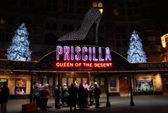 Londres, Priscilla Queen of the Desert