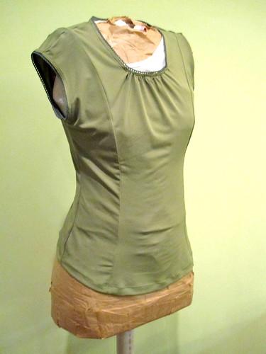 Shirt-tail Hem