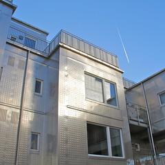 Tin Housing III (hansn (5+ Million Views)) Tags: architecture modern facade square europa europe sweden contemporary architect malmoe sverige malmö malmo arkitektur fasad squarish arkitekt anglesanglesangles tinhousing gunillasvensson gunillasvenssonarkitektkontor plåthuset