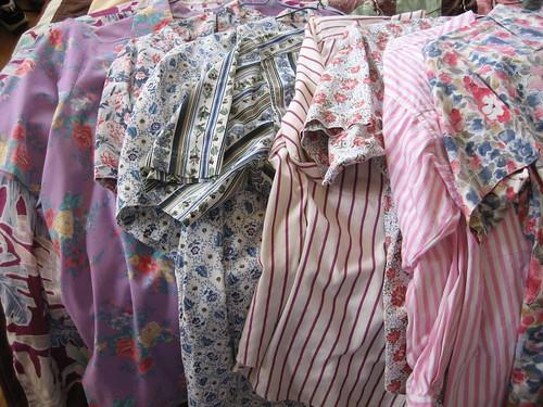 mom's shirts